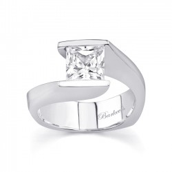 Solitaire Engagement Ring - 7084L