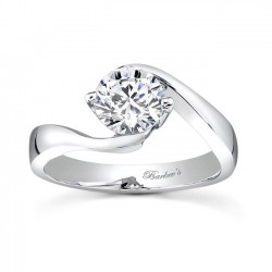 Round Solitaire Engagement Ring - 7499L