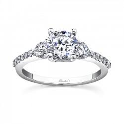 Three Stone Diamond Ring - 7539L