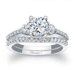 Three Stone Ring 7539S