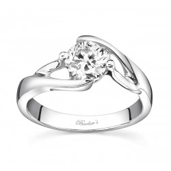 Solitaire Engagement Ring - 7543L
