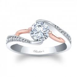 Diamond Engagement RIng 7605LTRV