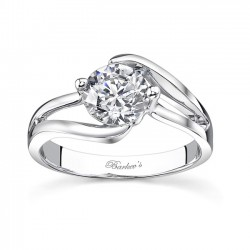 Solitaire Engagement Ring - 7623L