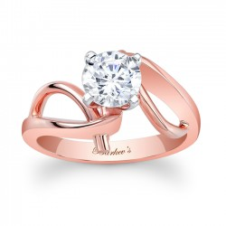 Rose Gold Solitaire - 7829LP
