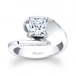 Diamond Solitaire Ring - 7834L
