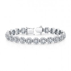 Diamond Bracelet - 7855B