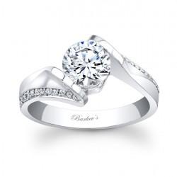 Diamond Engagement Ring - 7868L