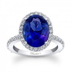 Tanzanite Ring - 7905LW