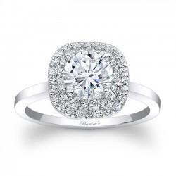 Halo Engagement Ring 7918L