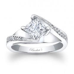 Princess Cut Engagement Ring 7922L