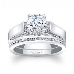 Unique Bridal Set 7942S