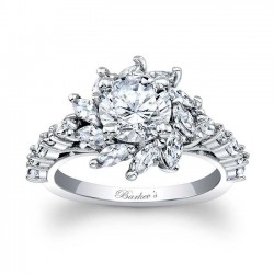 Marquise Engagement Ring 7992L