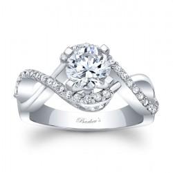 Diamond Engagement Ring 8020L