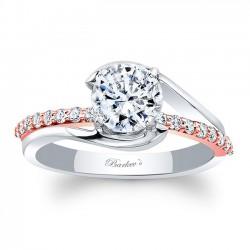 Diamond Engagement Ring 8033LTP