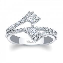 Unique Engagement Ring 8034L