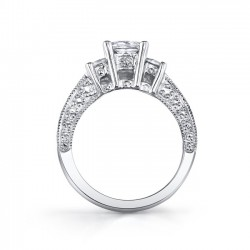Three Stone Ring - 6078L