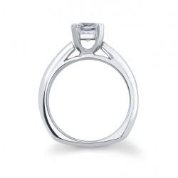 Princess Cut Engagement Rings - 6820L