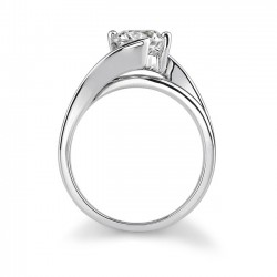 Round Solitaire Ring - 7378L