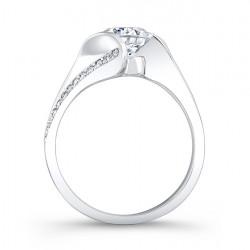 Diamond Engagement Ring - 7868L Profile