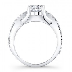 Engagement Ring - 7913L Profile