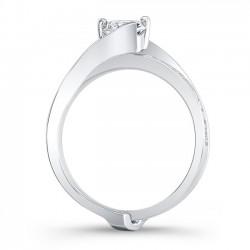 White Gold Bridal Set 7916S Profile