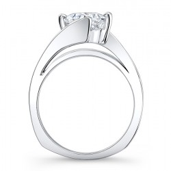 Solitaire Ring - 7923L Profile