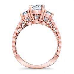 Rose Gold Bridal Set 7973S2P Profile