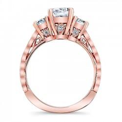 Rose Gold Bridal Set 7973SP Profile