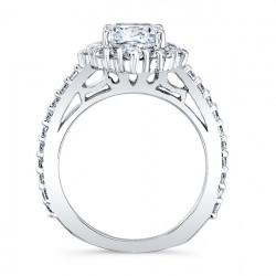 Halo Bridal Set 8006S2 Profile