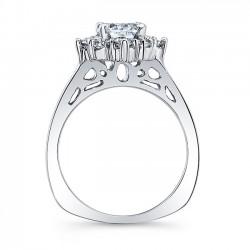 Halo Bridal Set 8026S Profile