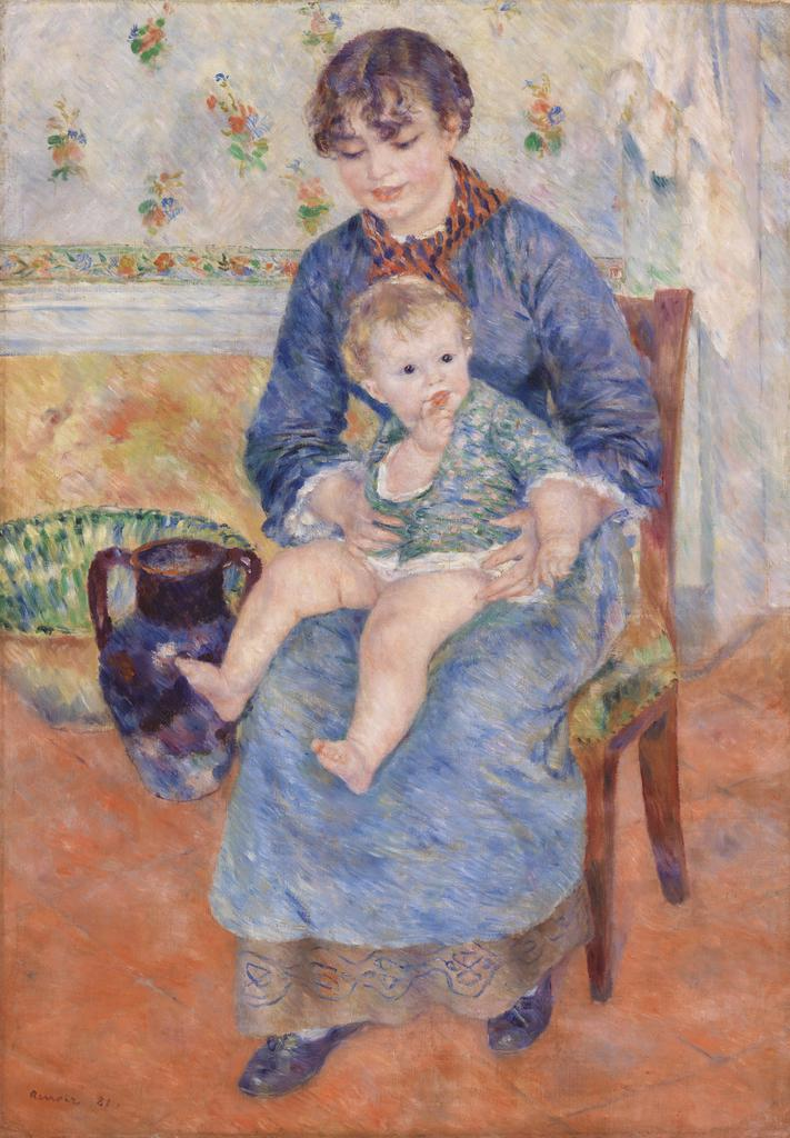 Young Mother (Jeune mère)