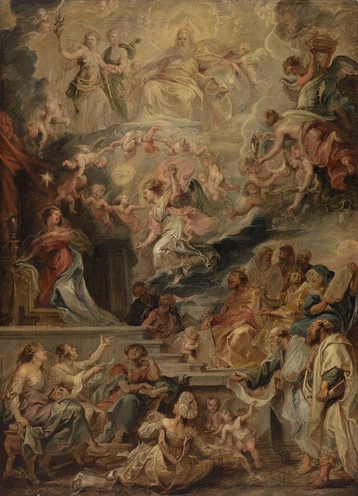 Rubens paintings and drawings phaidon edition