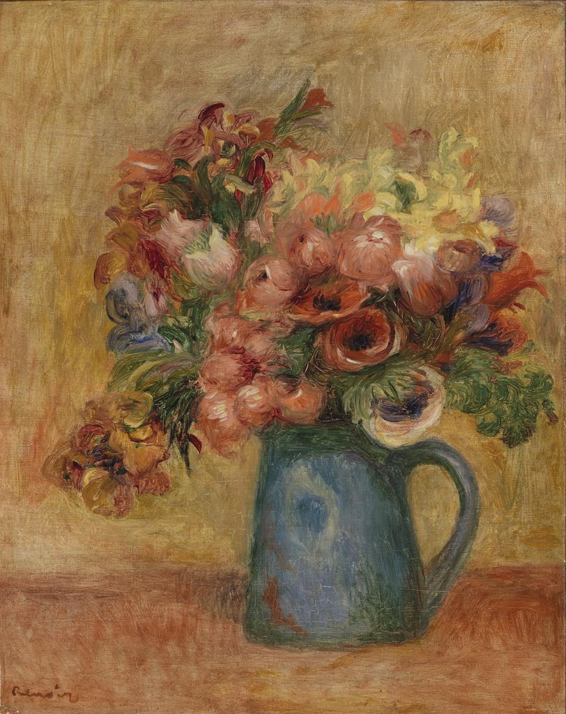 Vase of Flowers (Vase de fleurs )