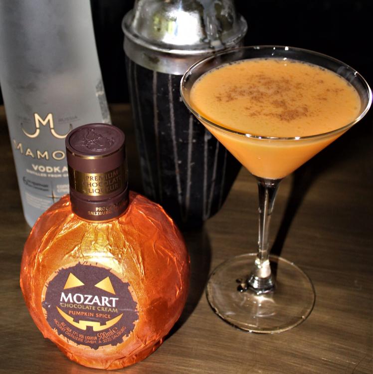 Pumpkin Martini - Jenny Manger