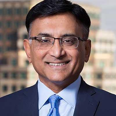 Raj Sharma Merrill - Private Wealth Management, , BostonMA
