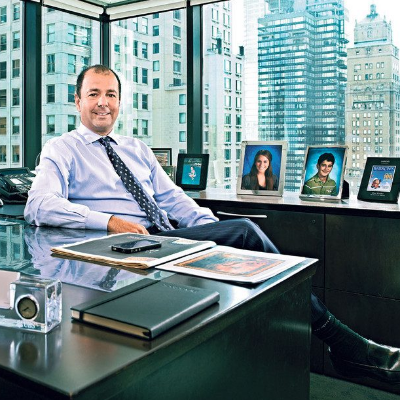 Ron Vinder, Morgan Stanley, New York NY