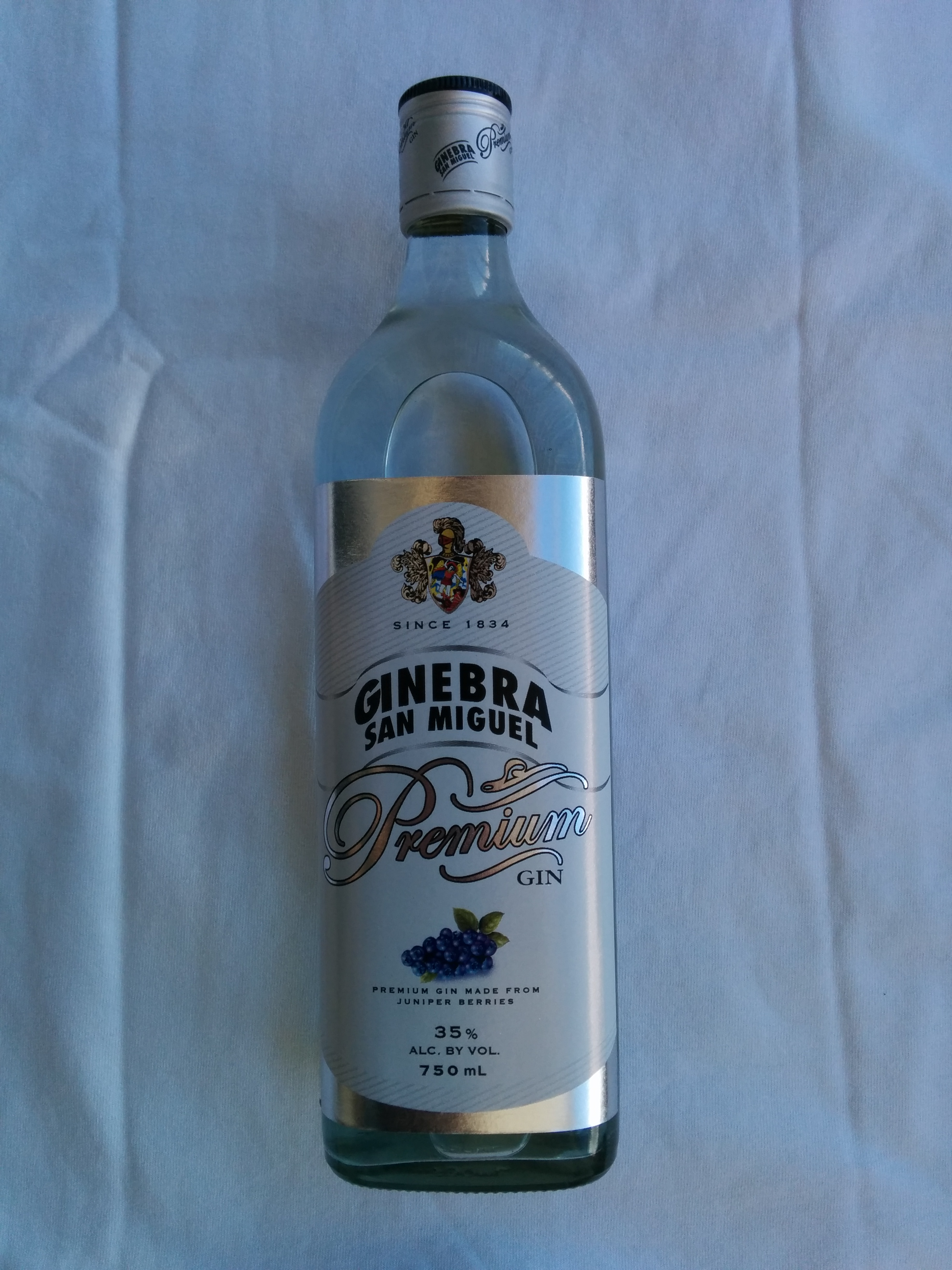 foto de Ginebra San Miguel Premium Gin Gin Recommendation BarStack