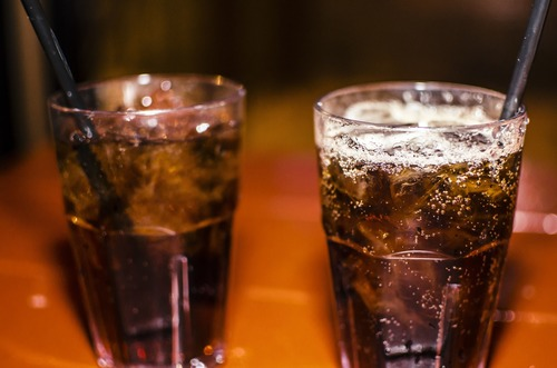 Bourbon And Coke