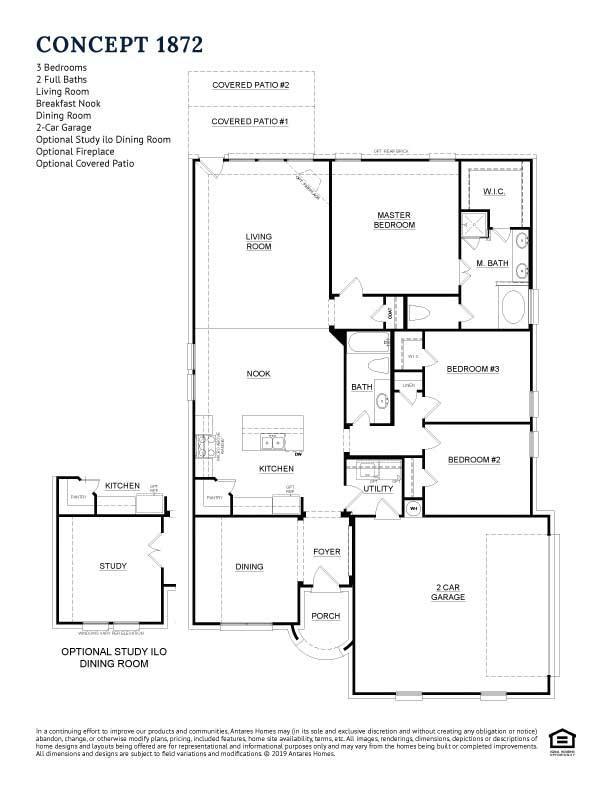 1872 Floorplan