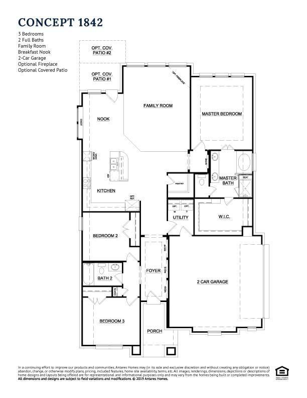 1842 Floorplan