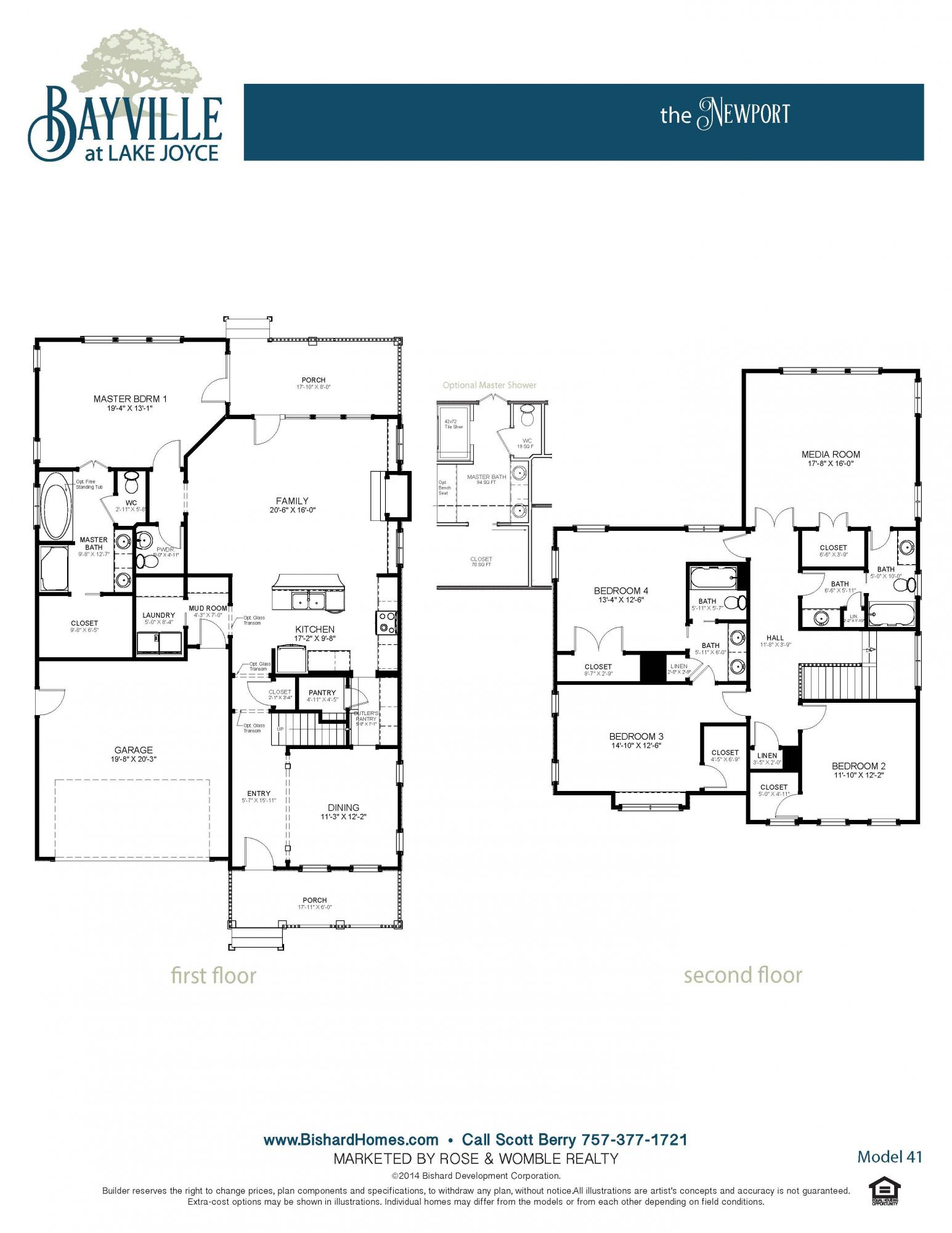 Newport Floor Plan Jpg