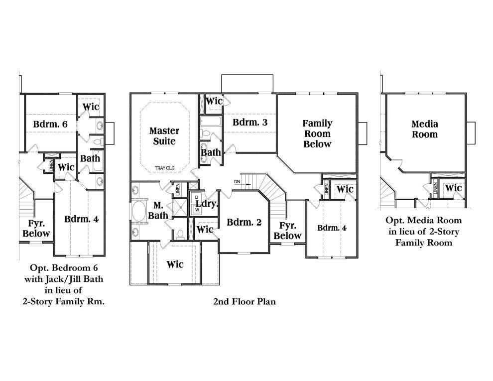 2040 marlborough dr bethlehem new homes reliant homes for Marlborough house floor plan