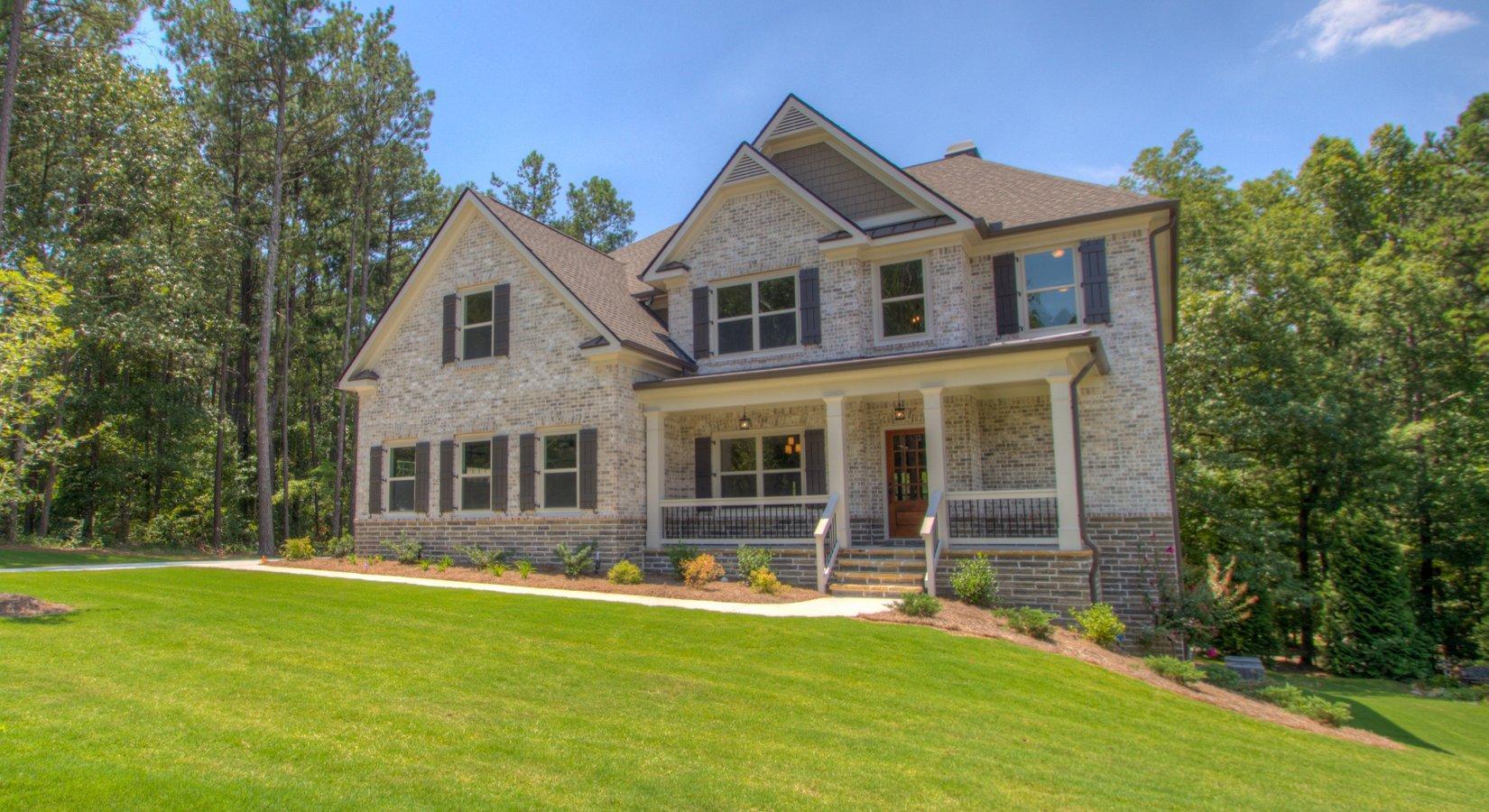 Reliant Homes Georgia Home Builder South Carolina Home
