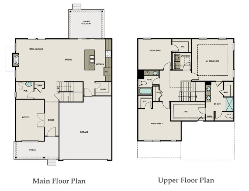 Riverton Floorplan