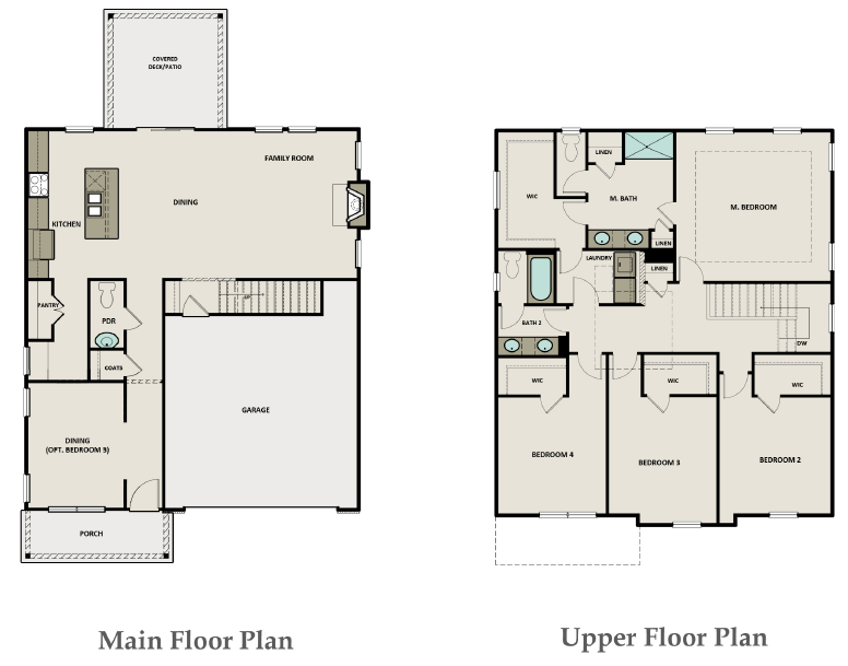 Stoneridge Floor Plan