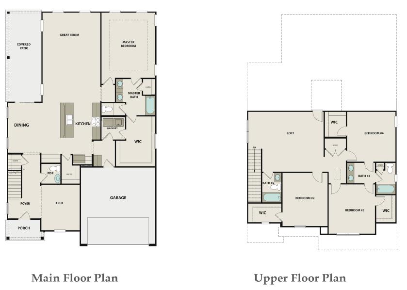 Wilshire Floor Plan