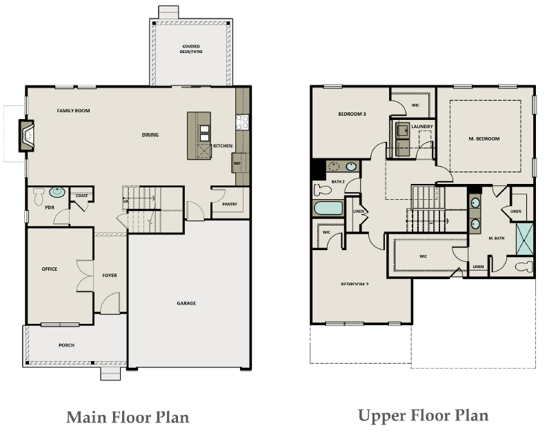 Riverton Floor Plan