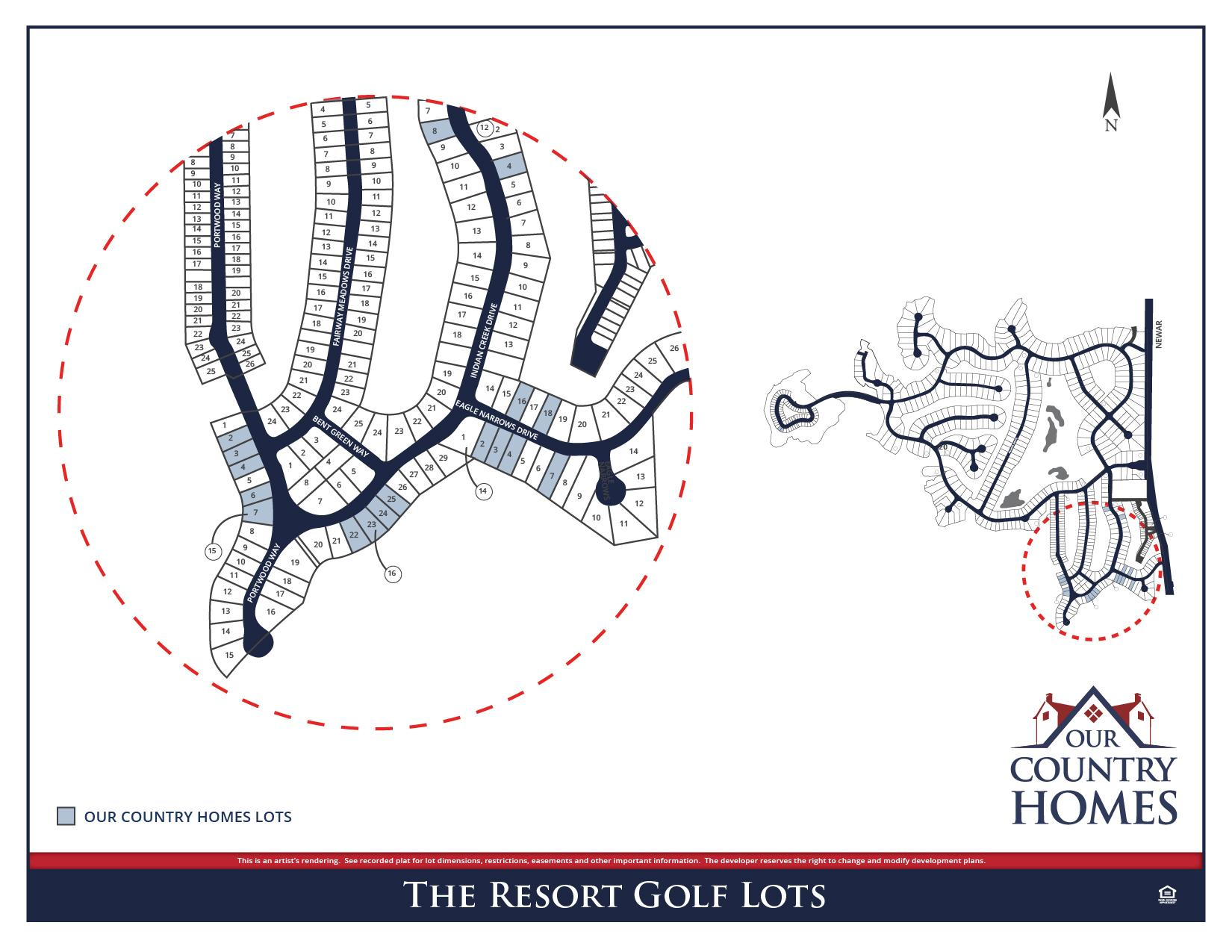 the resort on eagle mt. lake | fort worth / eagle mountain new homes