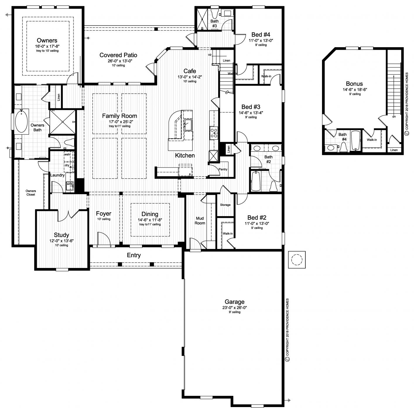 ML147 Floorplan