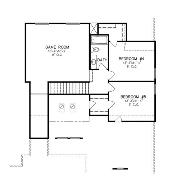 Lauren custom home builders simmons homes for Simmons homes floor plans